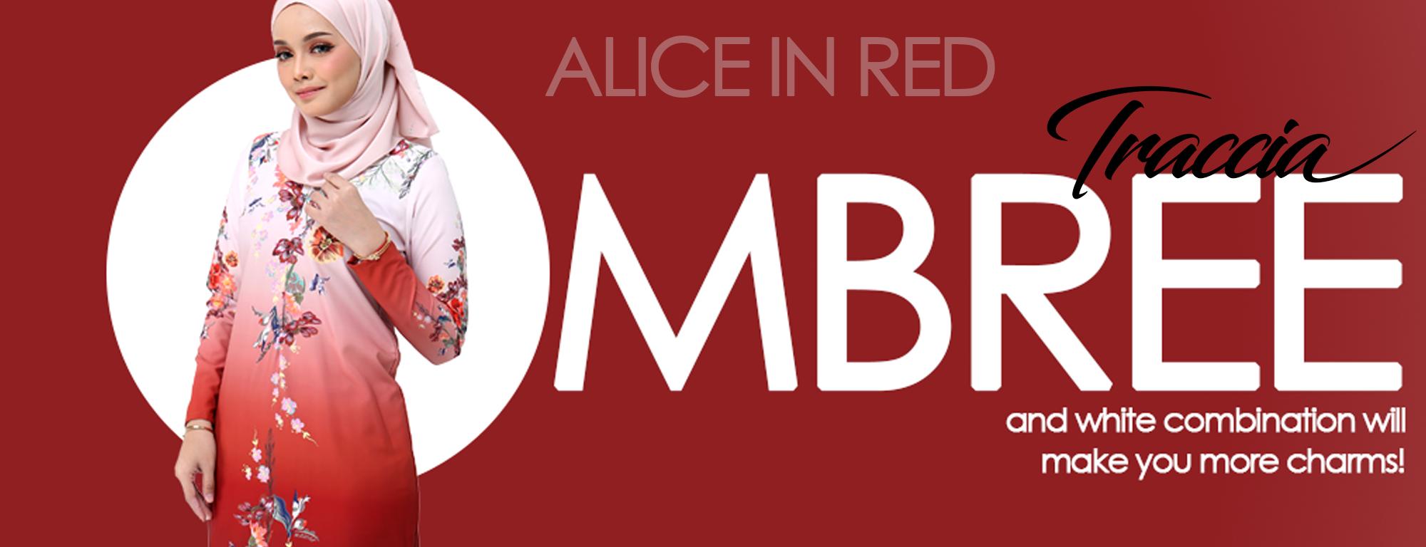 Banner Red White